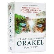 Orakelkaarten Het mystieke sjamanenorakel kaartenset