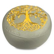 Meditatiekussen Tree of Life  fair trade