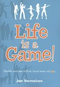 Boek - Life is a Game! - Jan Vermeiren
