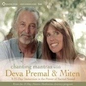 CD Chanting Mantras - Deva Premal & Miten