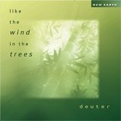 CD Like the wind in the trees - Deuter