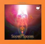CD Sacred Spaces - Kristalan (instrumentaal)