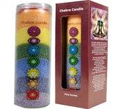 Chakra kaars - 7 chakra's met essentiële oliën