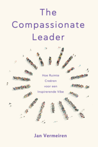 Boek - The Compassionate Leader - Jan Vermeiren