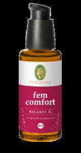 Fem Comfort Massage Olie Primavera