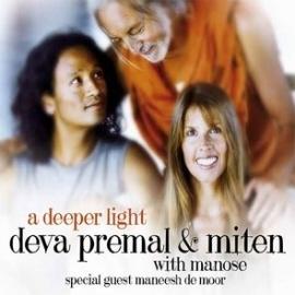 CD A Deeper Light - Deva Premal & Miten & Manose