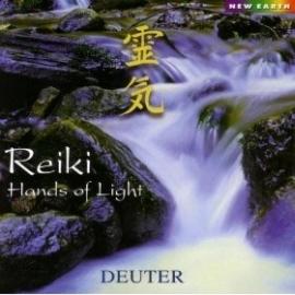 CD Reiki Hands of Light - Deuter