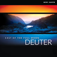 CD East of the Full Moon - Deuter