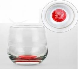 Drinkglas Mythos Basis Chakra Rood - Gezondheid