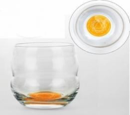 Drinkglas Mythos Solar Plexus Chakra - Moed