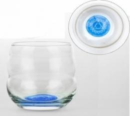 Drinkglas Mythos Keel Chakra - Creativiteit