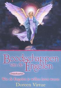 Kaarten - Boodschappen van de Engelen Orakelkaarten - Doreen Virtue