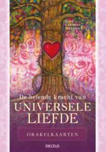 Kaarten - De helende kracht van universele liefde Orakelkaarten - Toni Carmine Salerno