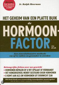 Boek - De Hormoonfactor - Ralph Moorman