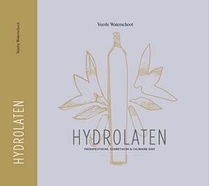 Boek - Hydrolaten - Veerle Waterschoot