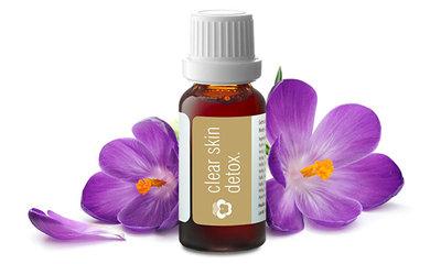 Go4Balance -  Clear skin Detox -Phytotherapie 20 ml