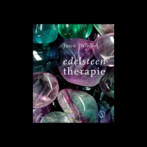 Boek - Alles over Edelsteentherapie - Tosca Tetteroo